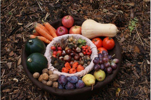 Καλάθι με φρούτα & λαχανικά για 3 μήνες